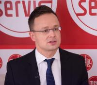 (VIDEO S HRVATSKIM TITLOVIMA) Péter Szijjártó za Media servis