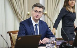 Plenković o Tajaniju: 'Očekujemo da se takve izjave više ne ponavljaju'