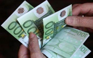Kreće prikupljanje potpisa za referendum o euru
