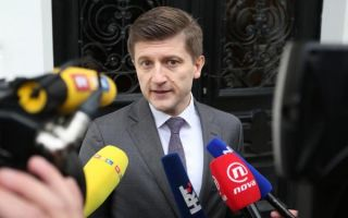 Marić: 'MMF ukazuje na potrebu da se određene neravnoteže isprave'