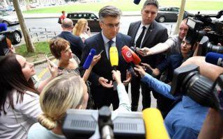 Plenković o intervjuu u HT-u: Jeste pročitali moj intervju? Ima li išta sporno?