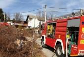 Vatrogasci ugasili požar u Borčecu