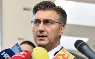 Plenković: 'Vlada će nastaviti proces nabave borbenih aviona'