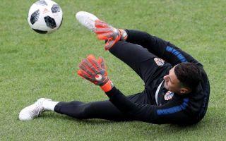 Od hrvatske nogometne reprezentacije oprostio se i Danijel Subašić