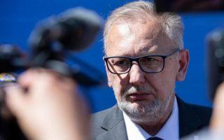 Božinović o aferi SMS: Kao ministar ne mogu komentirati istraživanja policije i DORH-a