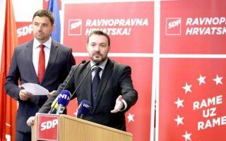 HRejting: SDP trenutno najpopularnija stranka
