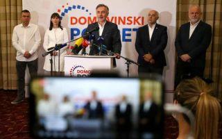 Domovinski pokret: Nećemo sudjelovati u Plenkovićevoj i Milanovićevoj predstavi