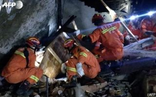 Dva potresa pogodila Kinu: poginulo 11 ljudi, ozlijeđeno 120