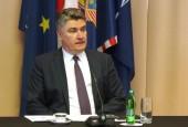 Milanović na svečanoj sjednici Gradskog vijeća Makarske