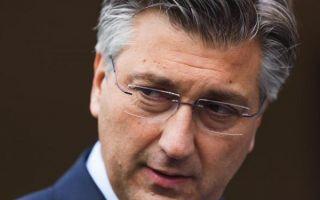 Plenković oštro o Milanoviću: On je bully koji ne radi ništa