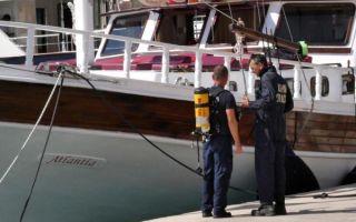 Pomoćnik ravnatelja HRB-a: 'U trenutku nesreće brod nije imao valjane isprave'