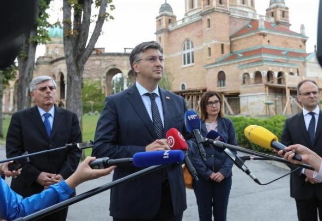 Plenković: Šaljemo novu poruku u odnosima između Hrvata i srpske manjine