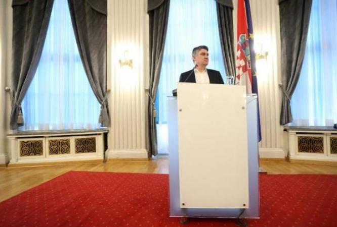 Milanović u niskom startu za Pantovčak, Grabar Kitarović: 'Svatko se ima pravo kandidirati'