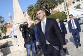 Plenković o krizi vlasti u Splitu: Naći ćemo rješenje, razgovarat ćemo
