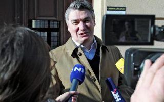 Milanović: Povjerenje u izborni sustav mora biti čisto kao gorski potok