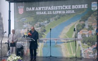 """Dan antifašističke borbe: """"Nikad više licemjerja i revizije povijesti"""""""