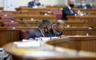 Ustavni sud ukinuo izmjene saborskog Poslovnika donesene zbog korone