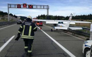 Sletio zrakoplov na autocesti A6, nema ozlijeđenih ni prometnih nesreća
