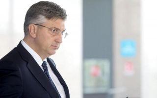 Plenković: Problem nasilja u obitelji i nad ženama bio je zanemaren i guran pod tepih