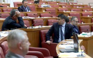 U Saboru rasprava o državnim službenicima i nacionalnim manjinama