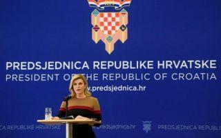 Ured predsjednice odbacuje Radeljićeve tvrdnje: To je ispod svake razine