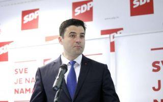 Bernardić o blokiranima: Uvesti elektronski sustav naplate te zaustaviti kamatarenje