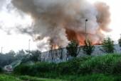 Zaustavljeno širenje požara u Švedskoj