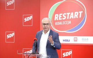 Ostojić: Borzan, Grbin, Hajdaš Dončić, Jakšić i Mršić zadovoljavaju kriterije za šefa SDP-a