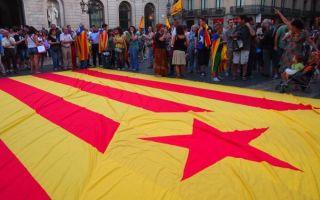 Prosvjedi u Barceloni protiv suđenja katalonskim separatistima