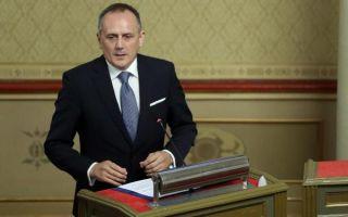 Drago Prgomet izabran za novog predsjednika zagrebačke Gradske skupštine