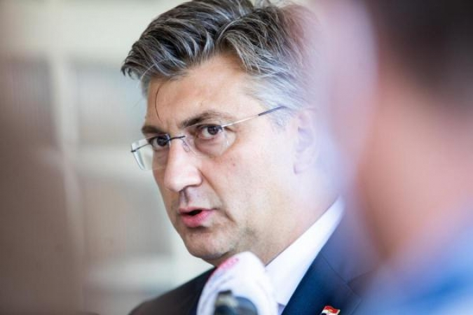 Plenković: Nema magične kutije koja može znati što rade članovi stranke