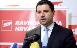 Bernardić: SDP očekuje od Milanovića da pobijedi na izborima i vrati dignitet