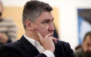 Na Predsjedništvu SDP-a Milanovićeva kandidatura
