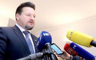 Kuščević: 'Nije istina da svaki član HDZ-a mora osigurati 4 dodatna glasa'