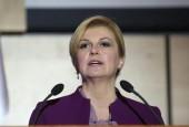 Predsjednica Republike uručila odlikovanja pripadnicima Ministarstva unutarnjih poslova i PP Petrinja