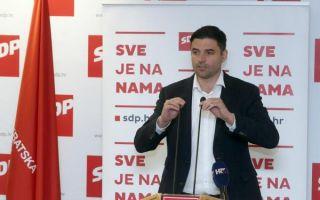 Bernardić o prebjezima: Te sluge HDZ-a pokazale su svoje pravo lice